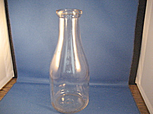 Old Milk Bottle