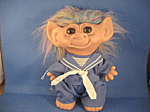Large Sailor Troll Doll