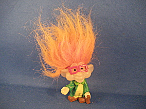Burger King Iq Troll Doll