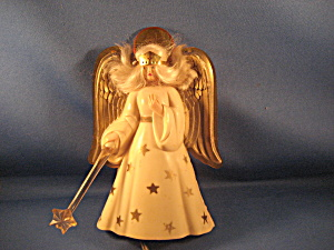 Angel-glo With Magic Wand Tree Top