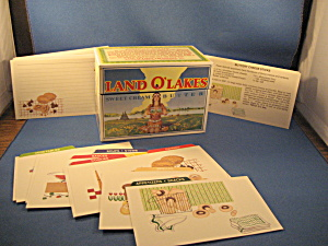 Land O'lakes Recipe Box With Original Recipes