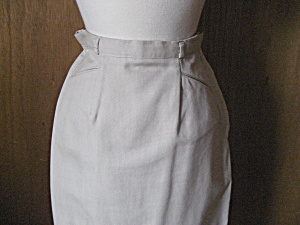 White Stag Straight Skirt