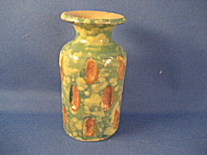Hand Thrown Vase From Italy (Image1)