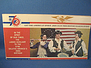 Bicentennial Postcards Booklet