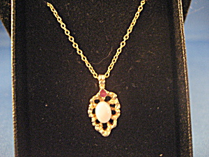 Van Doran Opal Necklace