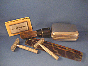 Group Of Men's Toiletries