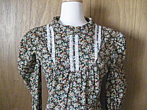 1970s Maxi Dress (Image1)