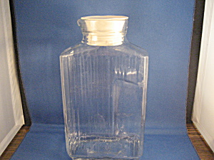Anchor Hocking Refrigerator Bottle