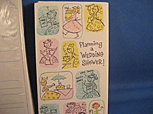 Planning A Wedding Shower Invitations