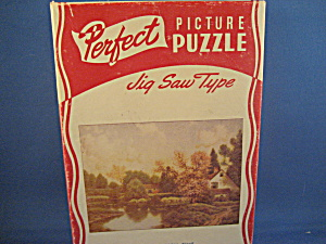 Perfect Jig Say Puzzle