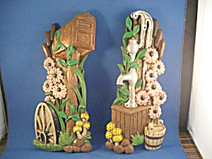 Chalkware Plaques