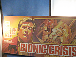 Six Million Dollar Man Bionic Crisis