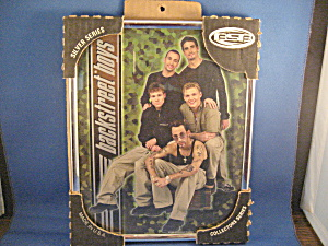 Backstreet Boys Collectible Silver Series Picture