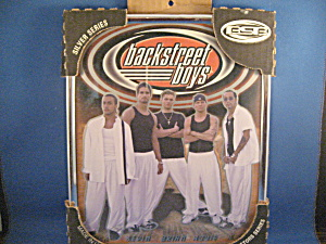 Backstreet Boys Silver Series Collectible Picture