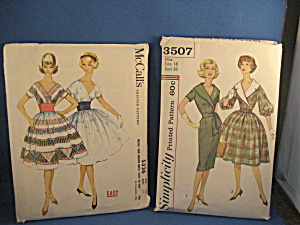 1960 Mccall's Patterns