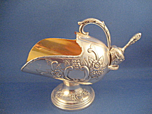 Raimond Silver Plated Sugar Scuttle