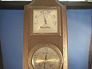Taylor Instrument Company Barometer