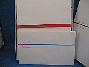 Hallmark Air Mail Stationery
