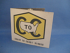 Coast To Coast Advertising Sewing Kit