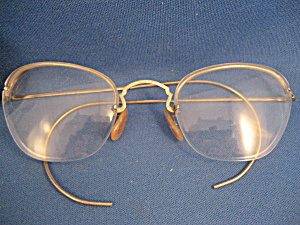 Vintage 14k Gold Fill Glasses