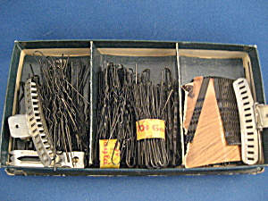 Box Of Hair Pins