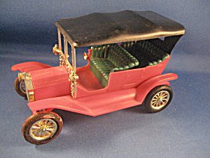 Blue Box Plastic Model T Ford