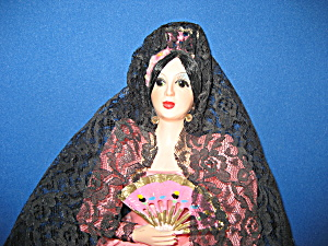 Spanish Senorita Doll