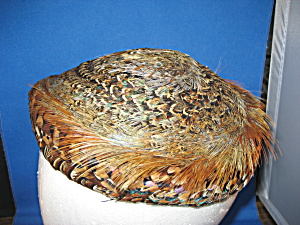 Glenover Feathered Hat
