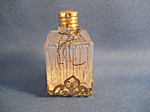 Miniature Perfume Bottle From France