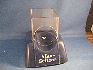 Alka Seltzer Store Display