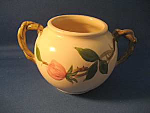Dessert Flower Franciscan Sugar Bowl
