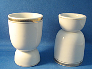 Double Egg Cups From Germany