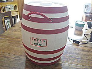 Karry Keg Barrel Styro Foam Cooler