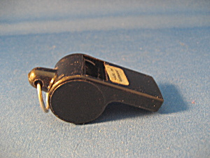 Plastic Whistle Made In Germany