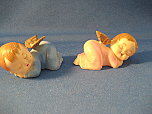 Plastic Baby Angels