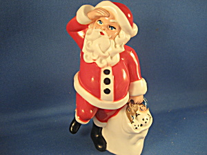 Wilton Woodridge Santa Cake Decoration