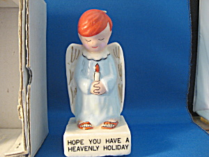Message Angel Candle