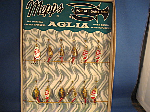 Mepps Original French Spinners