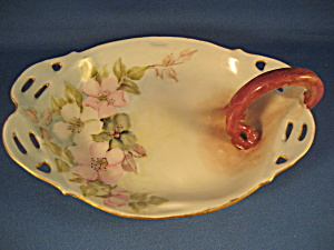 Racine Handled Candy Dish