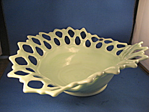 Large Westmoreland Lace Bowl