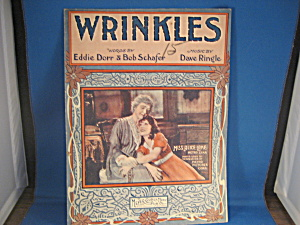 Wrinkles Sheet Music