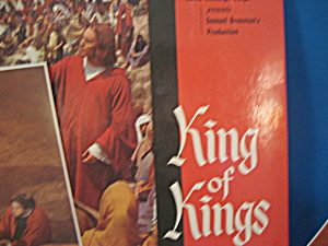 King Of Kings Movie Book And Lobby Pictures