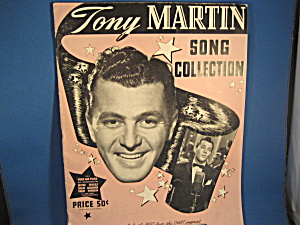 Tony Martin Song Collection