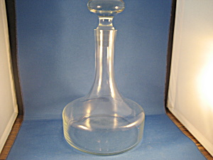 Glass Liquor Decanter