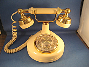 Western Electric French Hollywood Rotary Phone