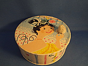 Young Women's Powder Box