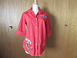 Little House Creations Flower Blouse (Image1)