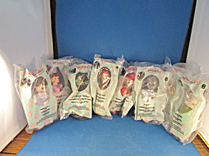 The Wizard Of Oz Madame Alexander Dolls From Mcdonalds