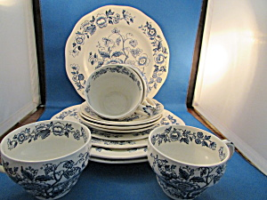 Set Of Wedgwood China