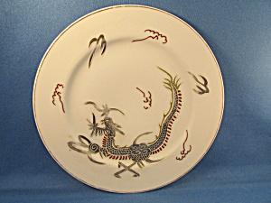 Hand Painted Gemchina Plate (Image1)
